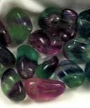 Rainbow Fluorite Tumbles