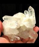 Rare Fluorite Cubes On Dazzling Quartz Cluster