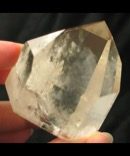 Gorgeous Pale Phantom Citrine Point