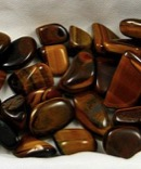 Tumbled Tiger's Eye