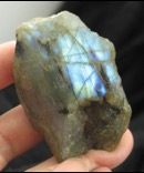 Semi Polished Labradorite Freeform