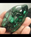 Gorgeous Polished Malachite Freeform