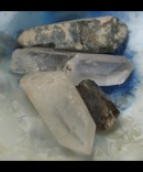 Lot of Healing Quartz Crystals