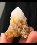 Golden Spirit Quartz Cluster