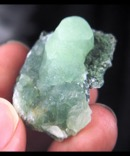 Natural Prehnite Formation on Matrix - USA
