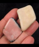 Charming Pink Opal Duo