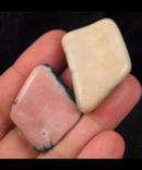 Charming Pink Opal Duo