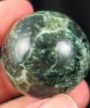 Small Seraphinite Ball