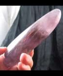 Gorgeous Smoky Amethyst Massage Wand