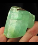 Luminous Emerald Green Calcite w/Rainbows