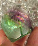 Vibrant Fluorite Rainbowed Freeform
