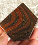 Banded Tiger Iron Slab
