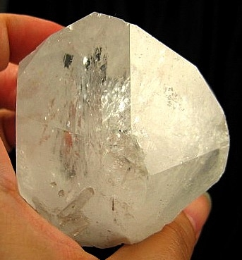 Sweet Spirit Large RK Quartz Crystal :: Image is of piece for sale.