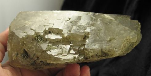 Subtle Colors Large Fluorite Formation - USA :: Image is of piece for sale.
