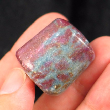 Ruby Kyanite Freeform :: Image is of piece for sale.