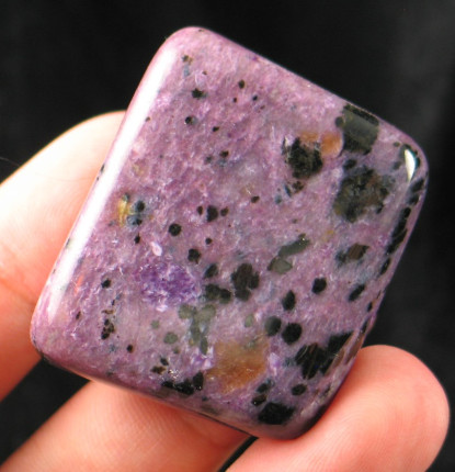 Large Charoite Freeform :: Image is of piece for sale.