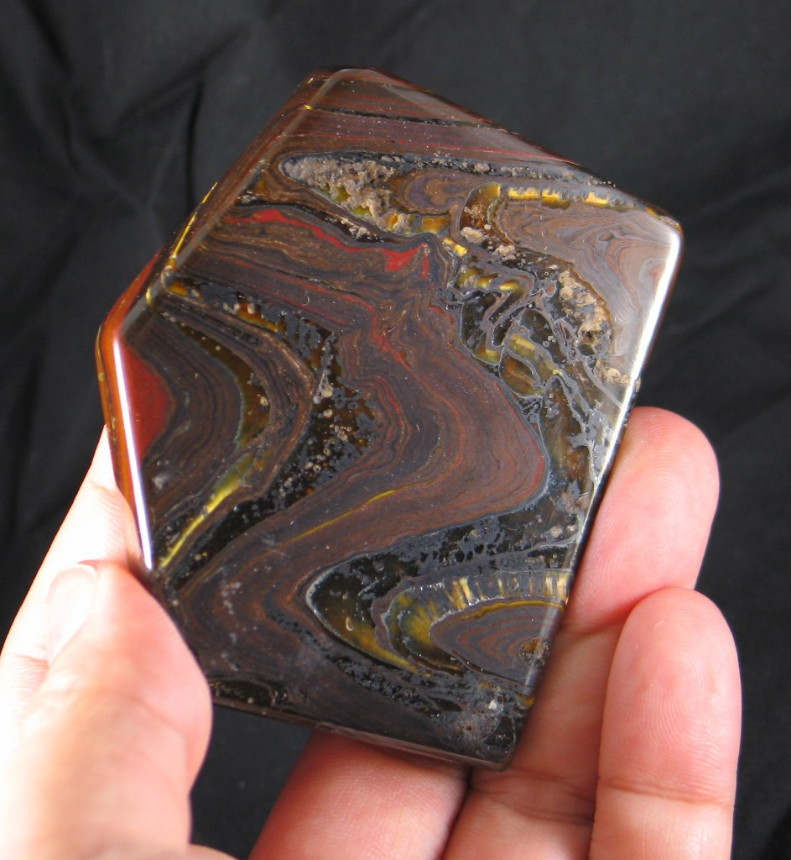 Grounding Tiger Iron Slab :: Image is of piece for sale.