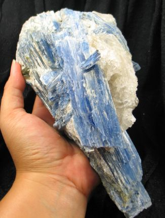 Impressive Kyanite and Quartz Formation